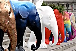 Elephants-Parade-2010-Londres