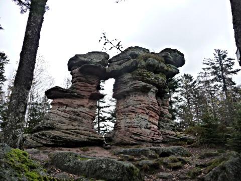 Porte de Pierre Alsace
