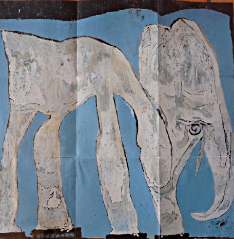 éléphant © Jean-Pierre PINCEMIN