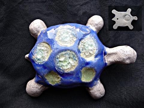 tortue céramique